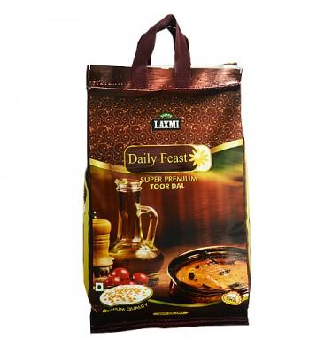Laxmi Daily Feast Super Premium Toor Dal Oily 5 KG