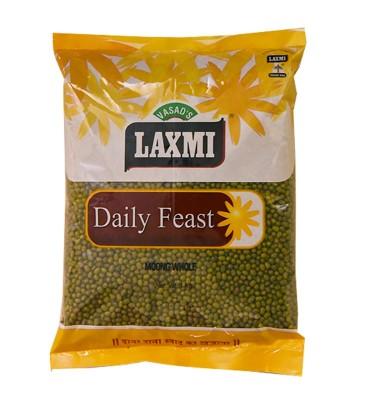 Laxmi Daily Feast Moong Whole 1 KG