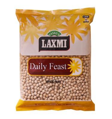 Laxmi Daily Feast White Peas 1 KG