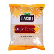 Laxmi Daily Feast Lachkari Kolam Rice - 1 KG