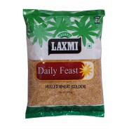Laxmi Daily Feast Hulled Wheat (Golden) 500 Gm
