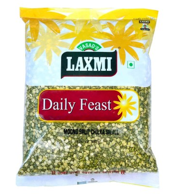 Laxmi Daily Feast Moong Split/Fada Small 500 Gram