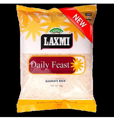 Laxmi Daily Feast Basmati Rice 1 KG
